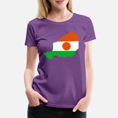 Niger niger collection - Women's Premium T-Shirt