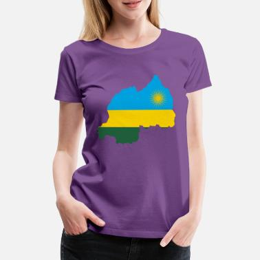 Rwanda rwanda collection - Women's Premium T-Shirt