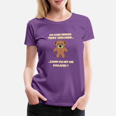 Collections I LOST MY TEDDY ... - Women's Premium T-Shirt