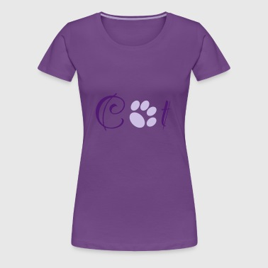 Cat - Women's Premium T-Shirt