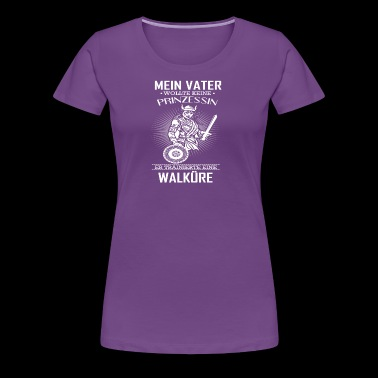 walkuere - Frauen Premium T-Shirt