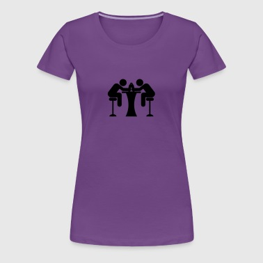 Drunk Team Bar - Women's Premium T-Shirt