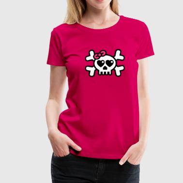 Dolly Rodger 3 colors - Women's Premium T-Shirt