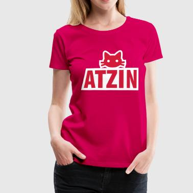 Drugs Porno ATZIN - Frauen Premium T-Shirt