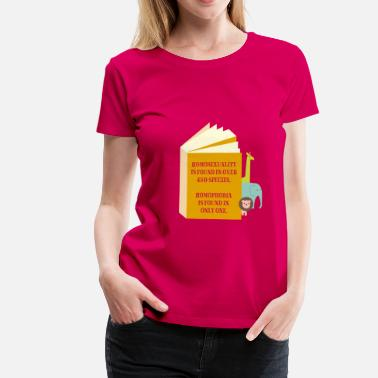 Species - Frauen Premium T-Shirt