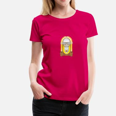 Jukebox jukebox - Camiseta premium mujer