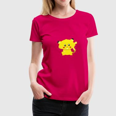 Pi chat chou - Frauen Premium T-Shirt