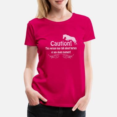 Beställ Häst T shirts online | Spreadshirt