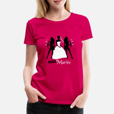 2e7bfb13228 Enterrement De Vie De Jeune Fille équipe de la mariée - future mariée - evjf  -