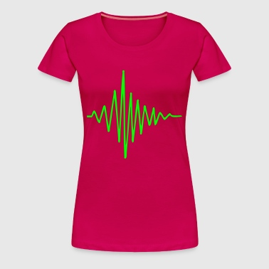 Soundwave - Women's Premium T-Shirt
