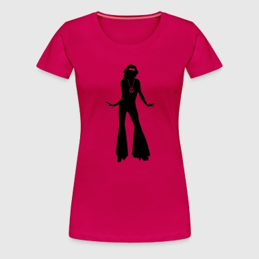 seventies - Women's Premium T-Shirt