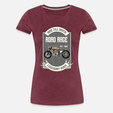 Racing Machine Road Race Race Race Machine Classic - Women's Premium T-Shirt