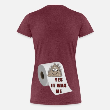 She Yes it was me - Women's Premium T-Shirt