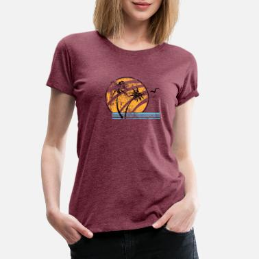 ELLIE'S SHIRT (DISTRESSED) - Women's Premium T-Shirt