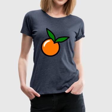 Nectarines pêche pêches nectarines fruits obst2 - T-shirt Premium Femme