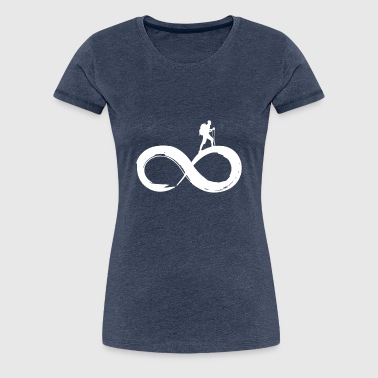 hike - Women's Premium T-Shirt