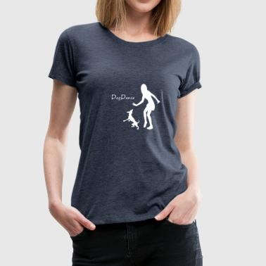 T Shirt Dogdance Dream Team - Maglietta Premium da donna