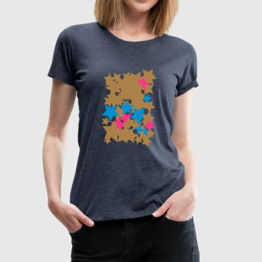 Starry sky *** - Women's Premium T-Shirt