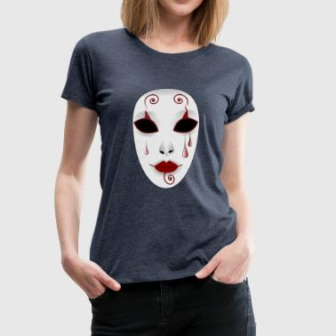 mask - Women's Premium T-Shirt