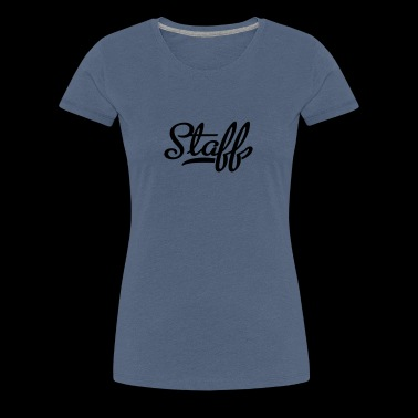 staff - Women's Premium T-Shirt