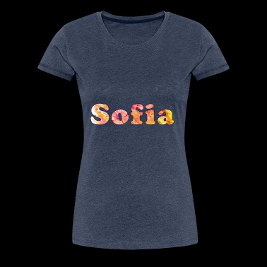 Name: Sofia - Women's Premium T-Shirt