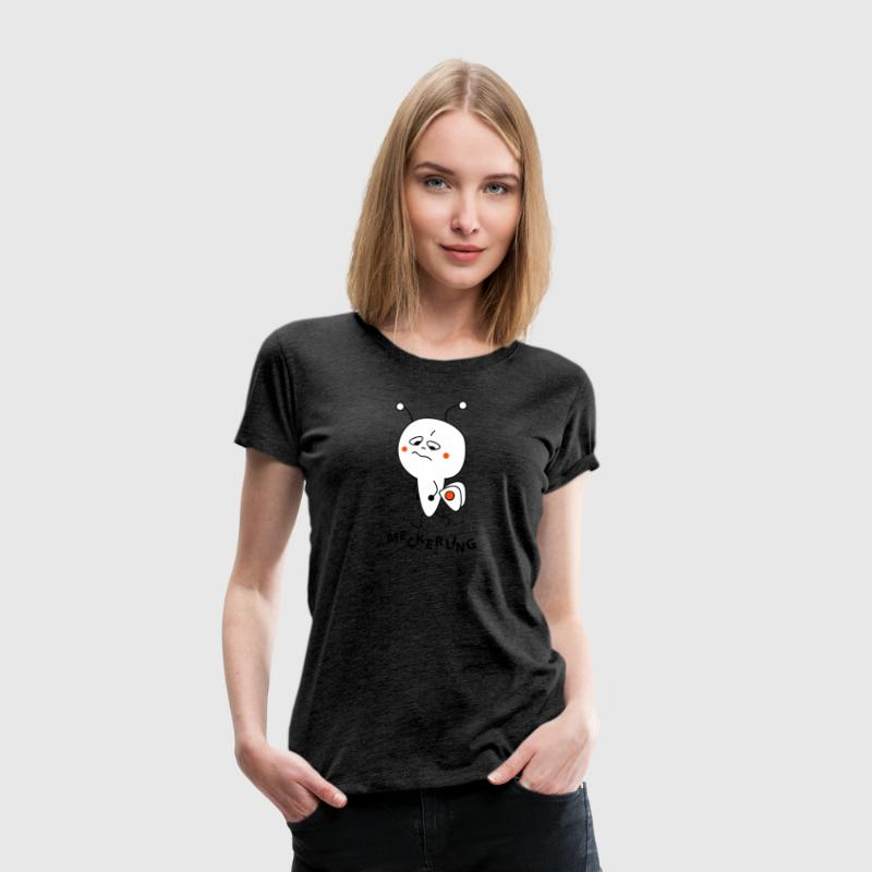 Meckerling - Frauen Premium T-Shirt