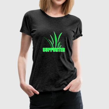 Supporter - Women's Premium T-Shirt