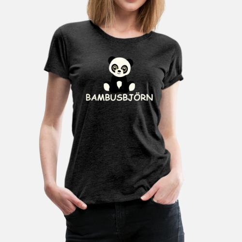 Bambus Bjorn Women S Premium T Shirt Spreadshirt