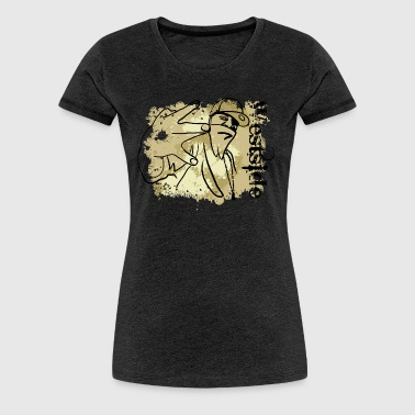 westside - Women's Premium T-Shirt