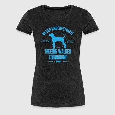 Dog Shirt-Walker NUW - Women's Premium T-Shirt