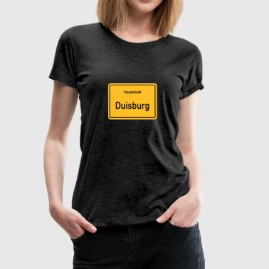 capital Duisburg - Women's Premium T-Shirt