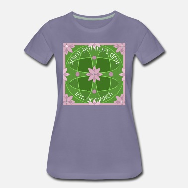 Belfast Paddy St. Patricks Day - Women's Premium T-Shirt