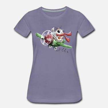 Ordina online magliette con tema jet cartone animato spreadshirt