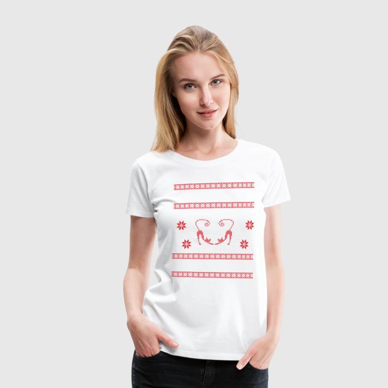 Gatos de suéter de Navidad por nektarinchen | Spreadshirt