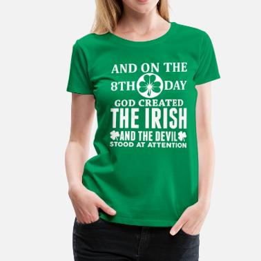 Proud Irish! - Women's Premium T-Shirt