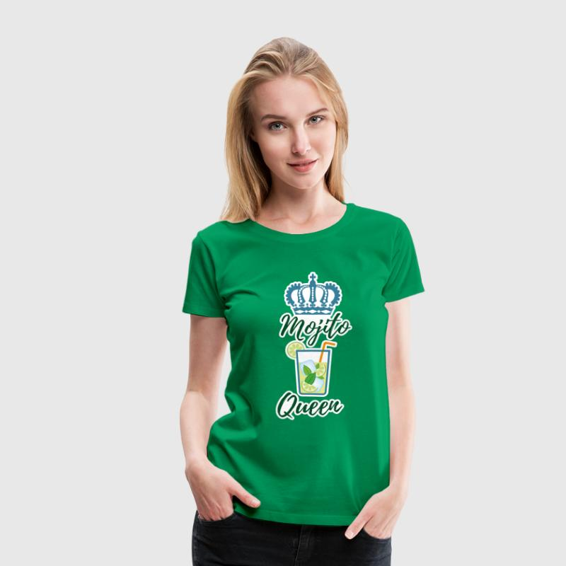 mojito queen - Women's Premium T-Shirt