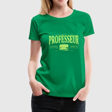 professor - Women's Premium T-Shirt