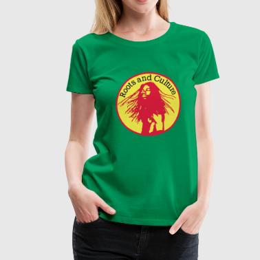 Root roots and culture - Women's Premium T-Shirt