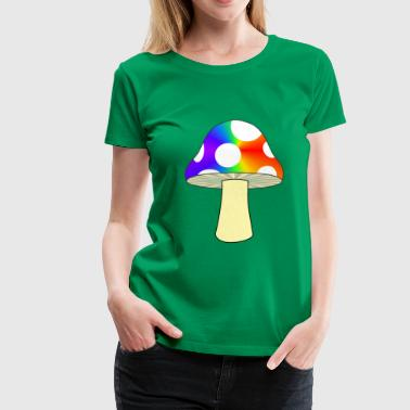 ++Psyshroom++ - Frauen Premium T-Shirt