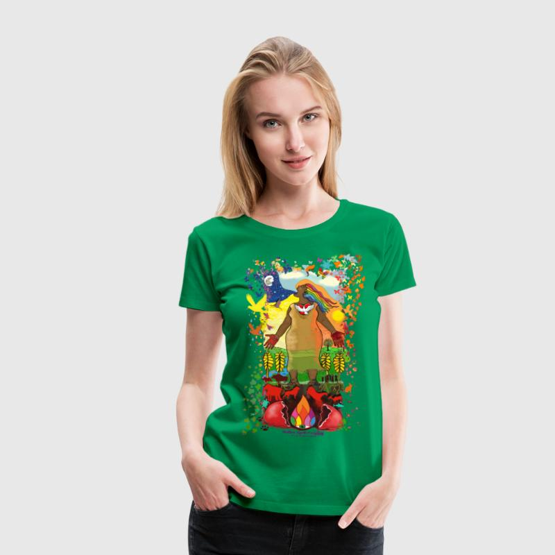 Mother Earth Création - T-shirt Premium Femme