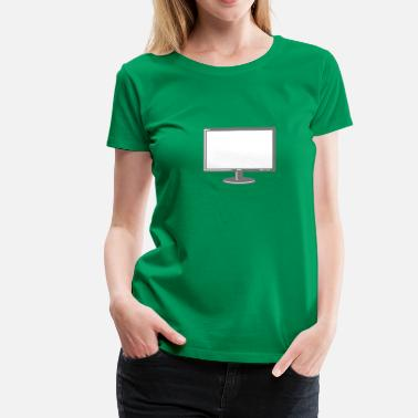 Screen Screen - Women's Premium T-Shirt