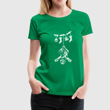 After Ski Spider-Santa ✫ Merry Christmas ✫ Christmas - Women's Premium T-Shirt