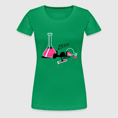 The laboratory - Women's Premium T-Shirt