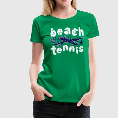 Beach Girl - Premium-T-shirt dam