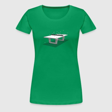 Table Tennis - Women's Premium T-Shirt