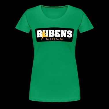 rubens girls - Frauen Premium T-Shirt