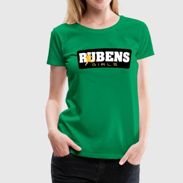 rubens girls - Women's Premium T-Shirt