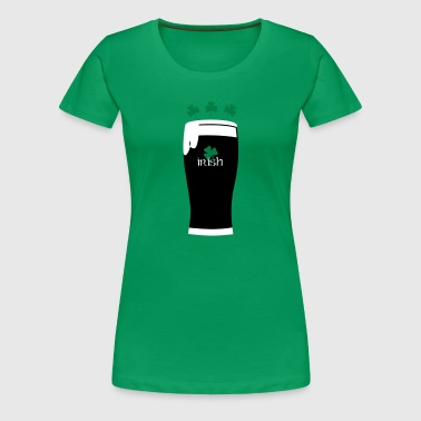 irish beer - Women's Premium T-Shirt