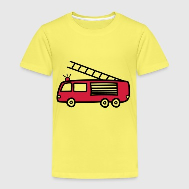firefighter - Kids' Premium T-Shirt