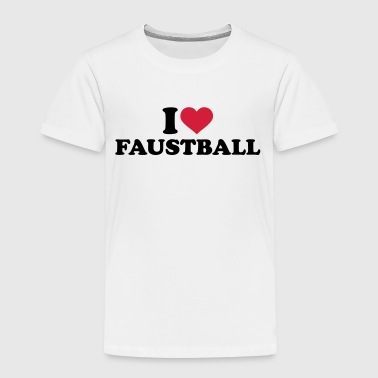 Faustball - Kinder Premium T-Shirt